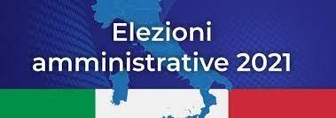 Manifesto Convocazione Comizi Elezioni Amministrative 2021